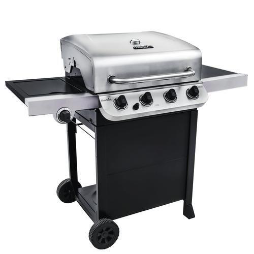 Char Broil Performance 4 Burner Propane Gas Grill With Side Burner Gas Grill Best Gas Grills Propane Grill Propane grill with side burner
