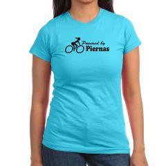 Powered by Piernas #TShirt #articulosdeportivos