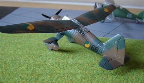 Irish Air Corps 1/72 scale Lysander   	 by Roy McKay