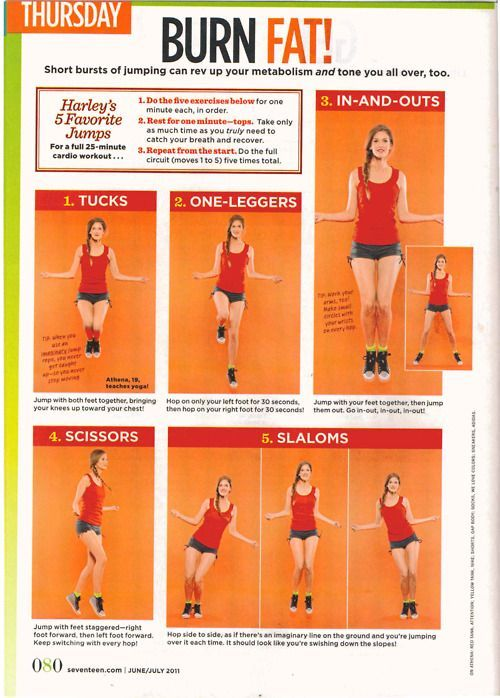 Cardio: Health Fitness, Jump Rope Workout, Work Out, Week Workout, Rope Exercise