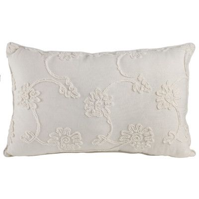 A&B Home Group, Inc Cotton Lumbar Pillow & Reviews | Wayfair