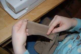 Sewing Squared: Sew along for binding in the flat...