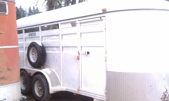 "My ""new"" trailer!"