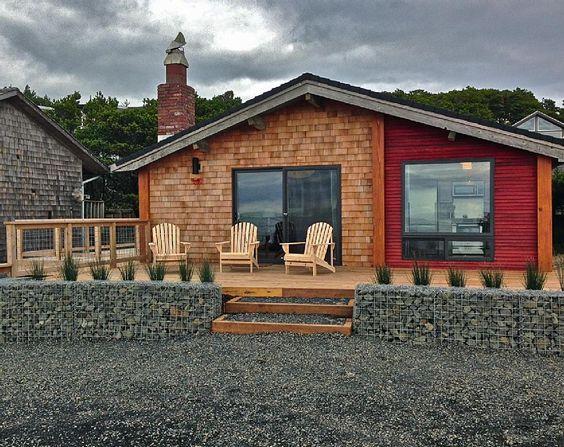 Oceanside Cabin - VRBO:  Our Manzanita rental
