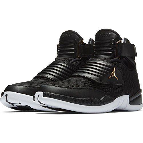 NIKE Mens Jordan Generation 23, Black
