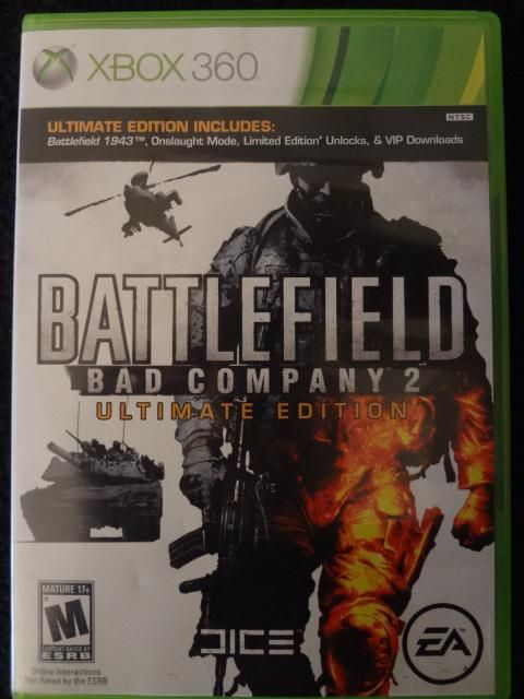 Battlefield Bad Company 2 Ultimate Edition Battlefield Bad