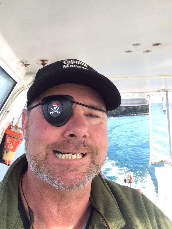 Captain Morgan Speak Like A Pirate Day