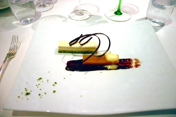 Restaurant The French Laundry - dessert