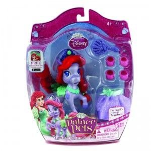 Disney Princess Palace Pets Primp & Pamper Ponies Seashell from Blip Toys