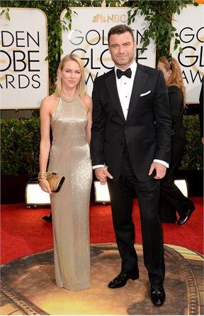 Naomi Watts in Tom Ford - Golden Globe 2014 look