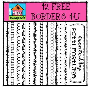 12 clear borders to help make work stand out right to the edge!If you like this set I'd love to have your feedback for my shop. I read every comment and greatly appreciate the time you take to give a rating. I am inspired by your comments for future clip art sets and love making sets that meet your creative needs.If you would like to know about new products, sales and product updates as they are added to my shop, click on the green arrow beside my shop name and follow trioriginals.Thank…