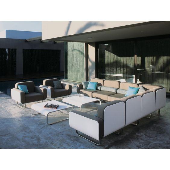 Fold Lounge Sessel • Abschlusselement links
