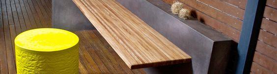 Polished Concrete Benchtops - Mixed Element Sunshine Coast - Kitchen Benchtops, Vanities, Bath Surrounds, Shower Bases