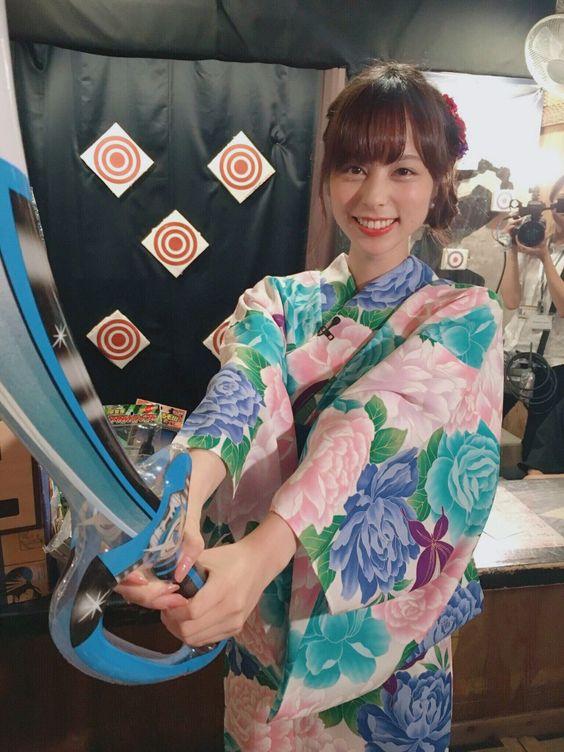 可愛いすぎる山本萩子アナ
