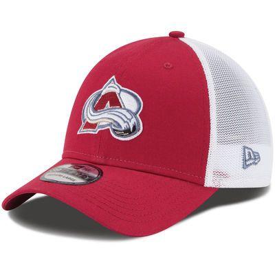 fded9093ac4 New Era Colorado Avalanche Burgundy Fade Classic 39THIRTY Flex Hat