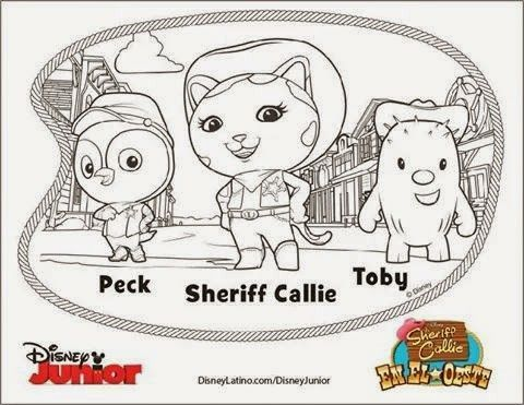 Pin By Maureen Guzman On Cactus In 2020 Doc Mcstuffins Coloring Pages Sheriff Callie Birthday Sheriff Callie