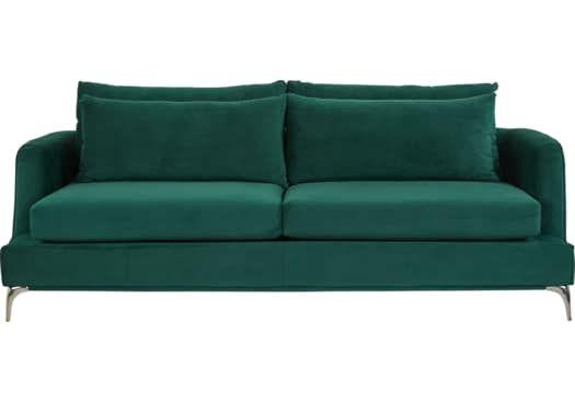 Marjorie Heights Green Sofa Living Room Sets Room Set Affordable Living Rooms