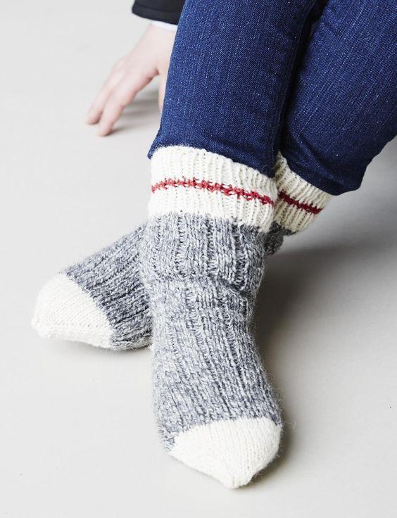Knitting Patterns For Work Socks : Yarnspirations.com - Patons Work It Out, Baby! - Patterns Yarnspirations ...