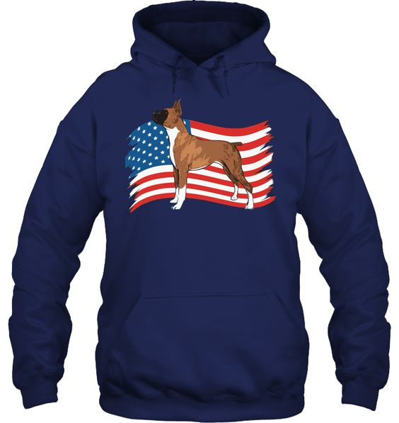 Limited Edition Boxer Hoodie Hoodies Funny Dog Shirts T Shirts With Sayings