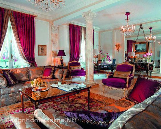 paris france decorating ideas | hotels room design - hotel plaza, Innenarchitektur ideen