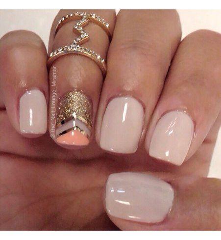 Squoval Nails : 10 idées de manucure pour des ongles au top                                                                                                                                                     Plus