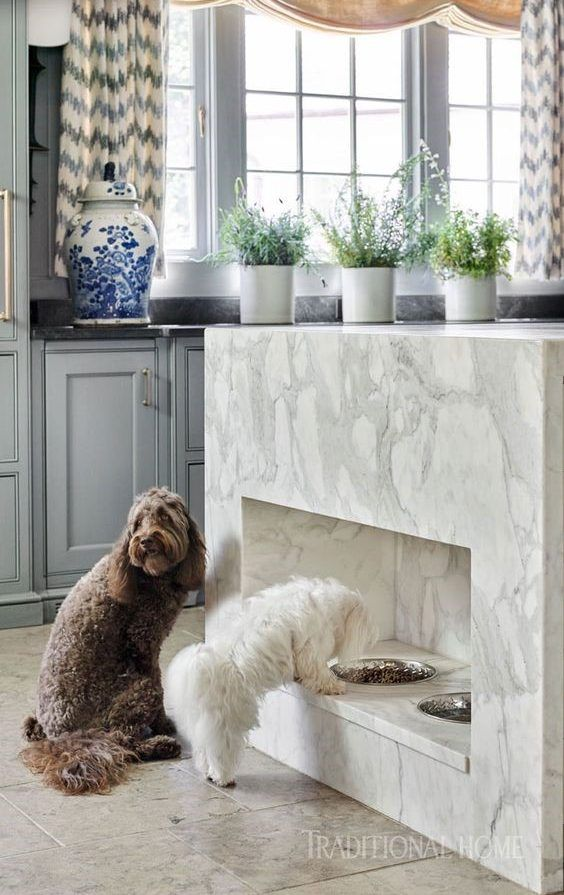 Kitchen Accessory Wish List Top 5 With Images Pet Station Waterfall Island Dog Feeding Station