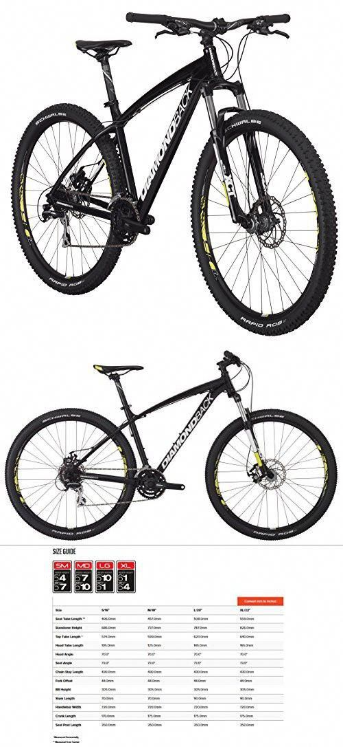 Diamondback Bicycles Overdrive 29er Complete Ready Ride Hardtail