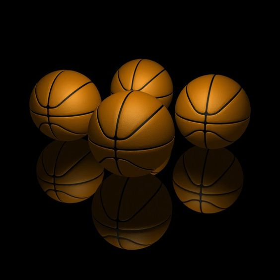 Colorful Basketballs 2926 Hd