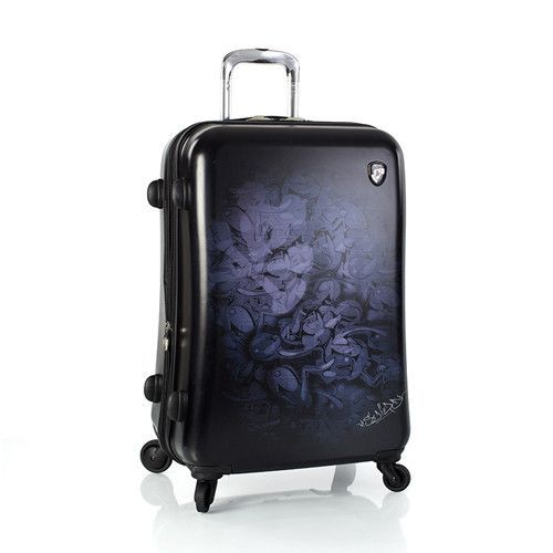 Disney Hardside Luggage -Bloc28 Dark [26 Inches]