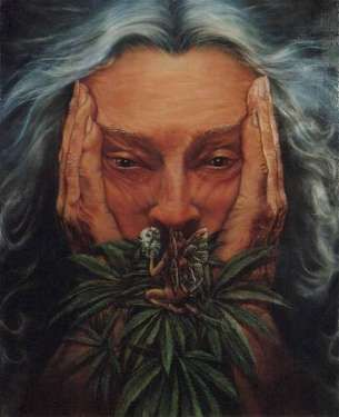 Natural Mystic by Liz Hilton