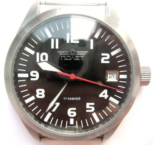 Russian Watch Poljot Aviator Series NEW | eBay