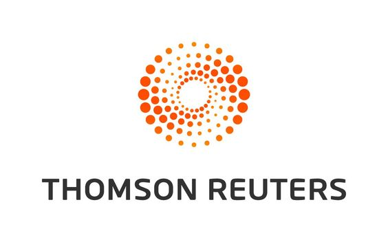 Thomson Reuters / Contemporary, beautiful typography.