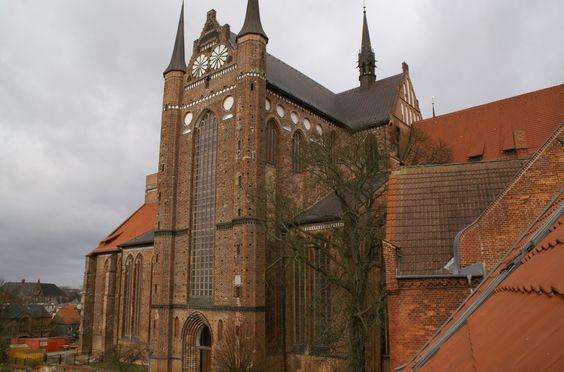 St. Georgenkirche Wismar