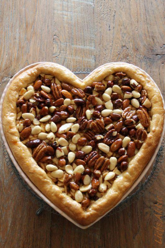 Apple cake (Made by Akkie) Recept http://www.ah.nl/allerhande/recepten/674510/appeltaart-alla-tirza