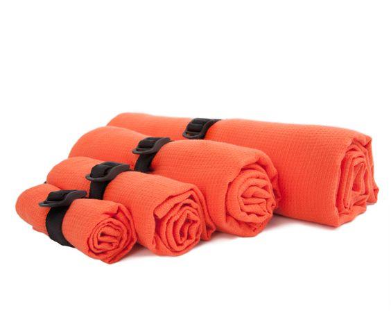 Outlier - Grid Linen Towel