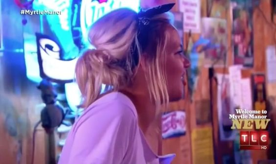 Chelsea from Myrtle manor, love the bandana