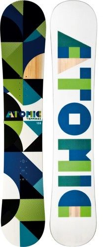 Atomic Terminal Snowboard Size 143 *Brand New*