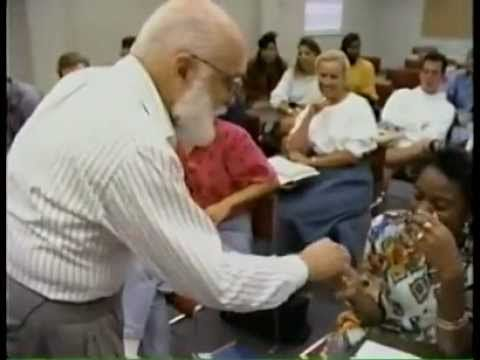 James Randi - Secrets of the Psychics Documentary (Full) a very impressive person. Randi pulled me out of an audience once to do a magic trick, I still don't know how he predicted what card I would chose.