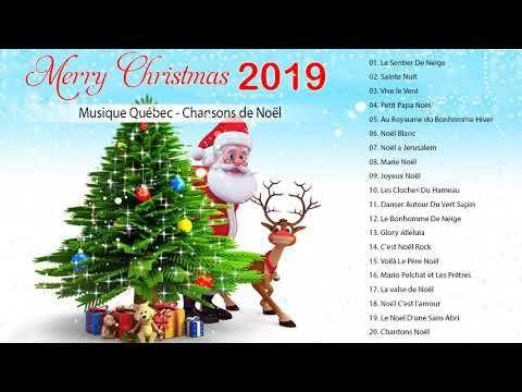 Musiques De Noel En Francais 2019 Compilation Des Plus Belles Chansons De Noel Youtube Chanson De Noel Musique De Noel Noel