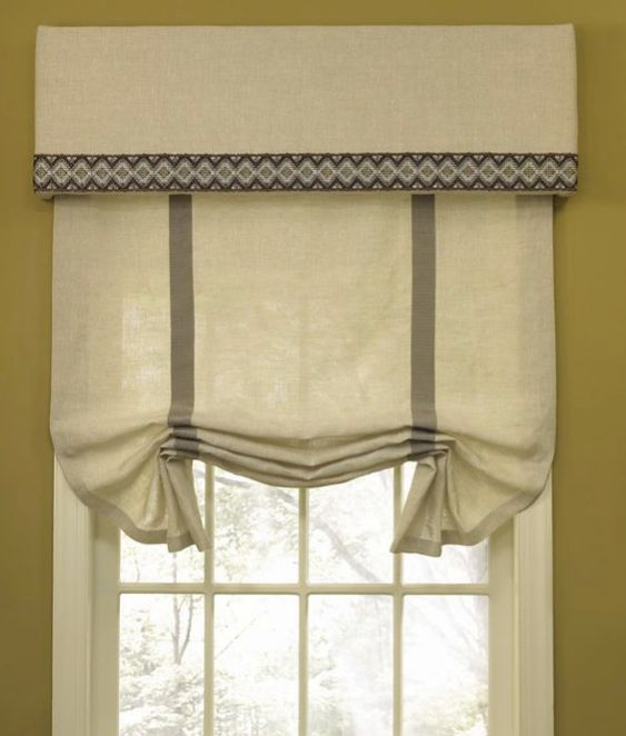 Roman Shades And Shades On Pinterest