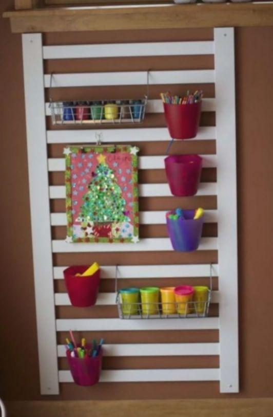 Pin By Brandi Keough On Playroom In 2020 Cribs Repurpose Repurposed Furniture Kids Furniture