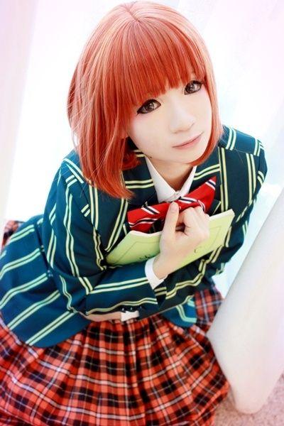 Haruka hakii anime cosplay 3 2