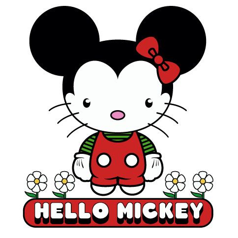 hello mickey by Banes on DeviantArt