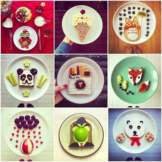 lovely food ideas <3