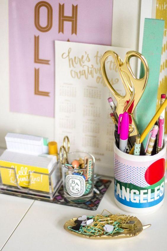 Sua escrivaninha mais charmosa