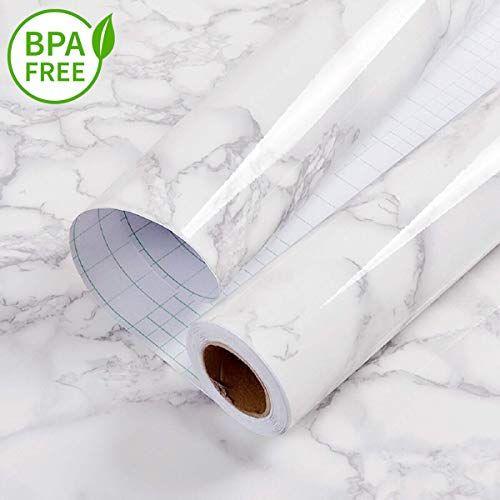 Papier Peint De Marbre Adhesif Papier Adhesif Pour Meuble