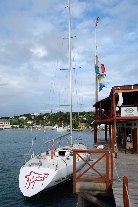 """sailing yacht """"caccia alla volpe"""""""