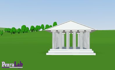 Tutorials Tinkercad: Disseny el Partenó grec