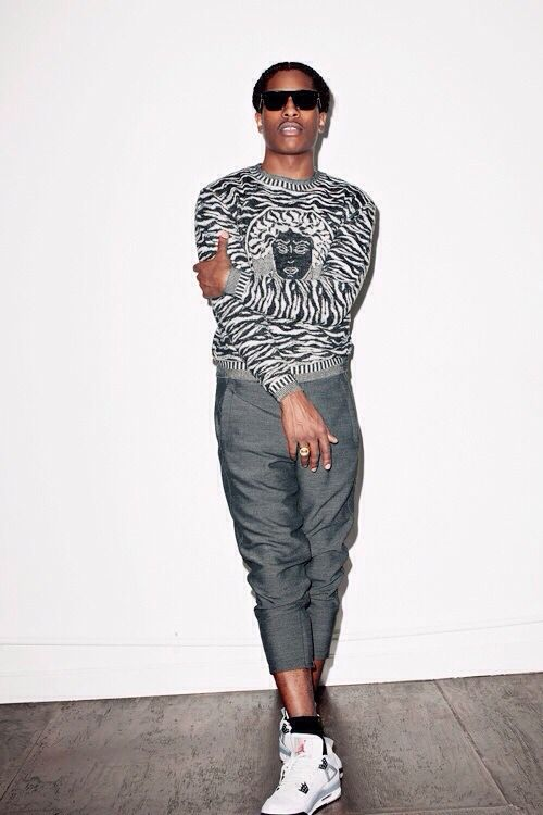 Asap Rocky Music Pinterest Terry O 39 Quinn Style And Chic