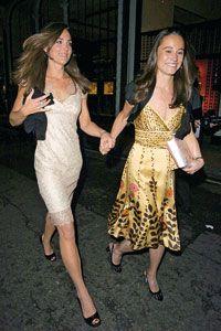 ¿Dónde puedes encontrar a las hermanas Middleton en Londres?